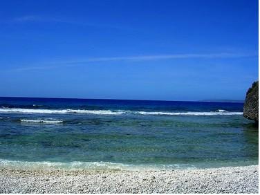 Saipan blue