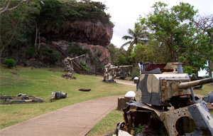 Saipan's World war II legacy
