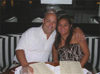 Jeff and Cynthia